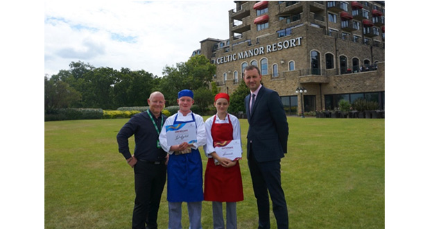 , Young Chefs Cook Up A Storm To Celebrate National Apprenticeship Week