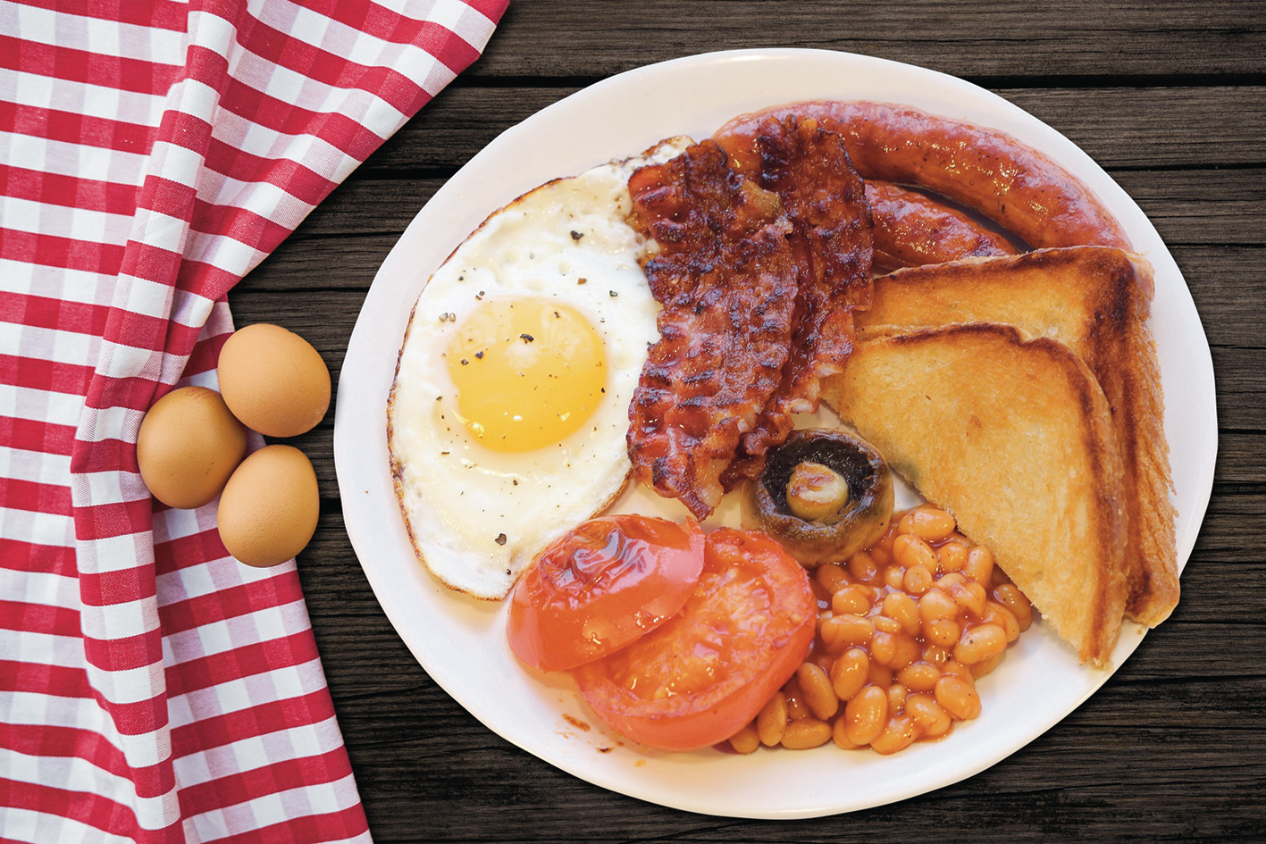 """, """"Sunny Side Up""""- Reaping the Benefits of Breakfast"""