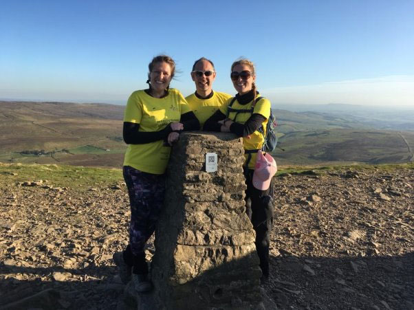 , Bedford Lodge Hotel & Spa Team Members Conquer the Yorkshire Three Peaks, Raising Almost £900 for East Anglian Air Ambulance