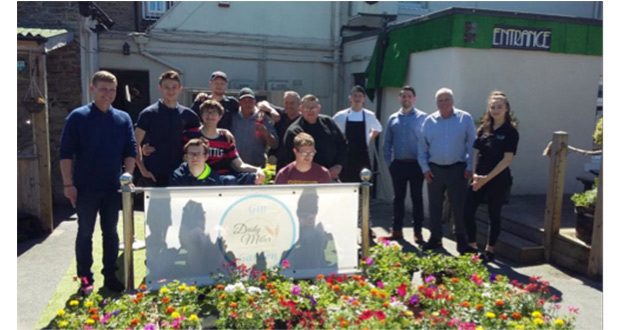, Brighouse Pub Wins Gold Award At Yorkshire In Bloom