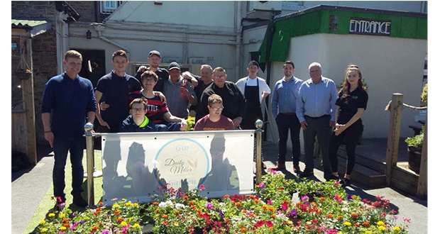 Brighouse Pub Wins Gold Award At Yorkshire In Bloom