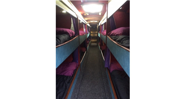 , How A Bus For The Homeless Is Helping Hospitality Sector Diversify