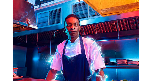 Fire It Up: Fuller's Chef Apprentice Stars In Government Campaign