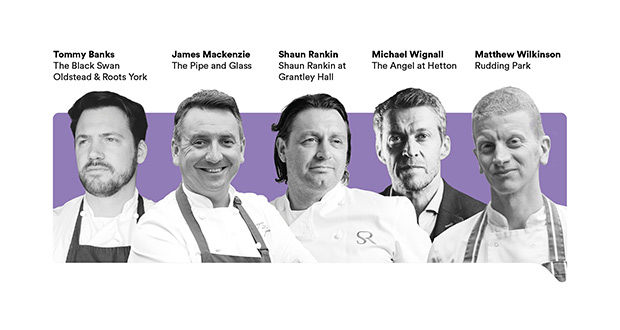 , Chefs Reach For The Stars For Industry Fundraiser