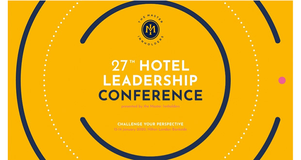 , Master Innholders Launch Hotel Leadership Conference 2020
