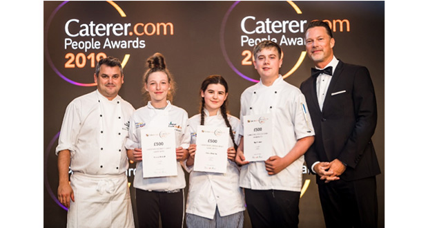 , Caterer.Com People Awards 2019 Recognise Initiatives In Hospitality Recruitment, Retention And Development.