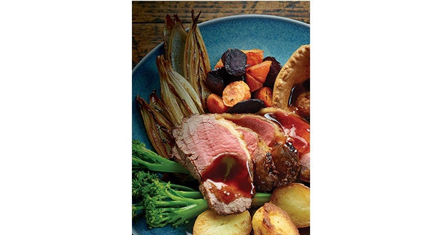 , The Search is on for Britain's Best Meat & Veggie Roast Dinners