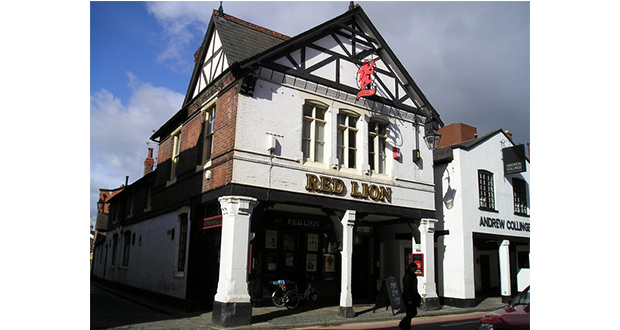Red Lion Is The Most Popular Pub Name In Britain, According To The Good Beer Guide