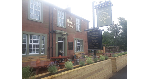 , The Royal Oak Is Re-Crowned Following A £250,000 Refurbishment