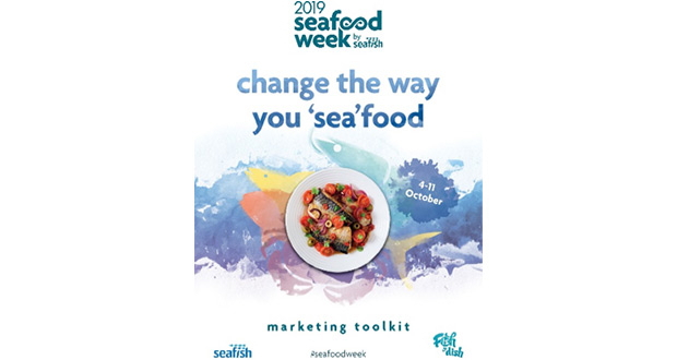 , Only One Month To Go Until Seafood Week: 4-11 October 2019