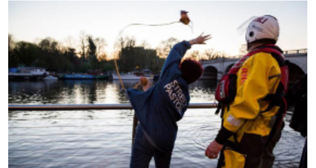 , York Pub Staff Receive Training For Riverside Rescues