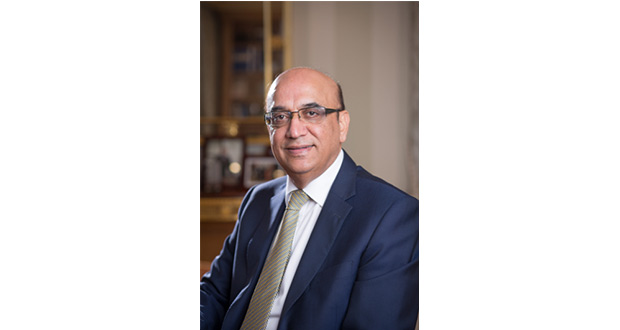 , Bestway Group Chief Executive, Zameer Choudrey CBE, To Be Appointed To The House Of Lords