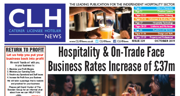 , CLH News Issue #229 – October 2019