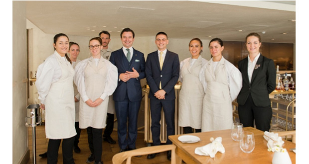 , Young Chef Young Waiter Finalists Announced