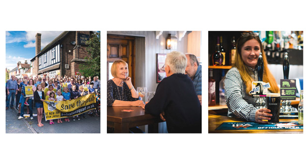 , Community Pubs Booming Against Backdrop Of Closures