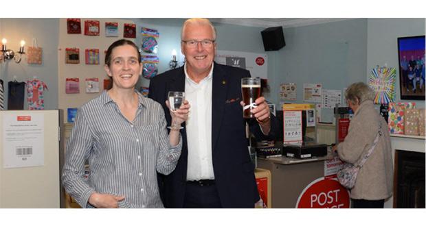 , Dorset Pub Serves Up A Post Office With Its Pints