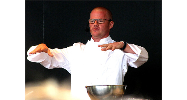 , Former Fat Duck Pastry Chef Suing Restaurant