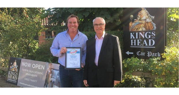 , King's Head Crowned In Annual Pub Awards