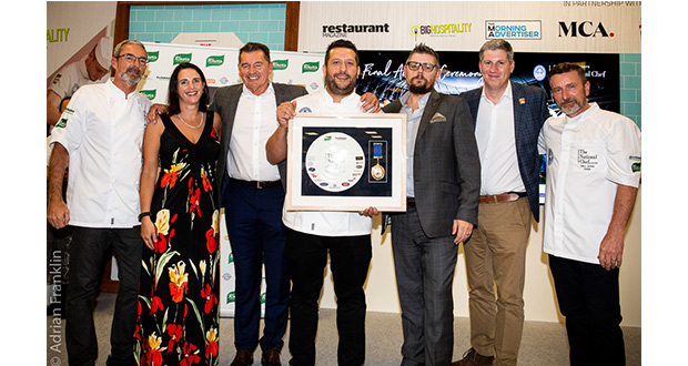 , The National Chef Of The Year And Young National Chef Of The Year 2020 Winners Revealed
