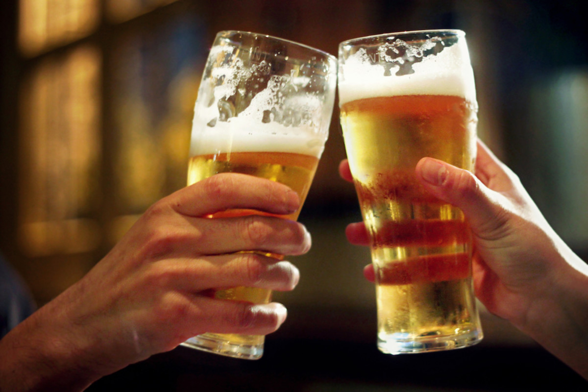 Beer Confirmed as Britain's Most Popular Alcoholic Drink