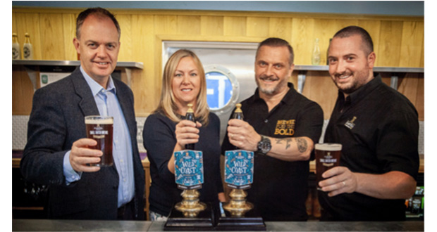 Wild Coast Beer Launched To Support Cornwall Wildlife Trust