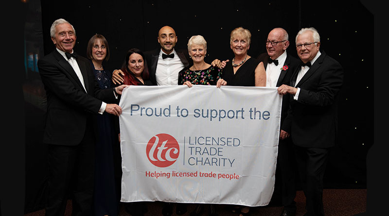 Industry Figures Join The Fight With Licensed Trade Charity To Help Those In Need
