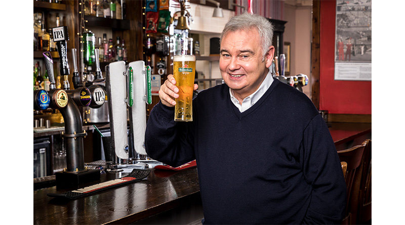 , Football Legends Open Up To Eamonn Holmes Obe Over A Pint In A Pub In Brand New Series