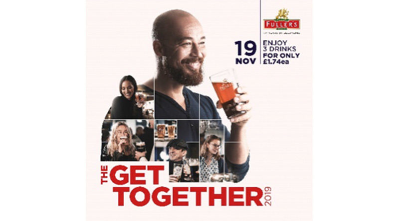The Get Together: Celebrating 174 Years Of Fuller's