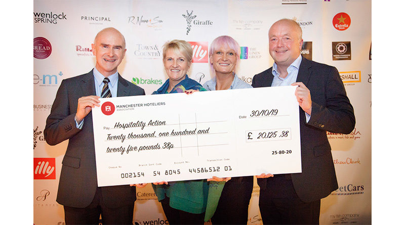 , Record-Breaking £40,000 Distributed To Charities Following 2019 MHA Ball