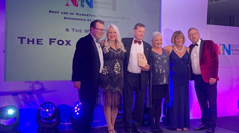 , Rural Newbury Pub Wins Award For Best Technology In Marketing