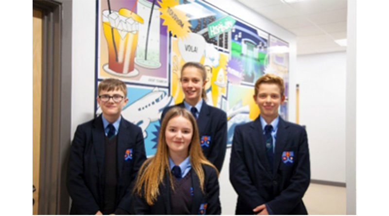, School Pupils Depict Their Understanding Of The Hospitality Industry Through Art