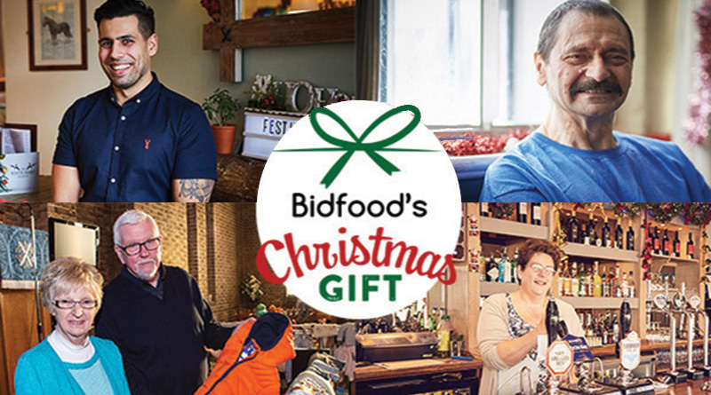 , Bidfood's Christmas Gift Campaign is Back for Another Year!