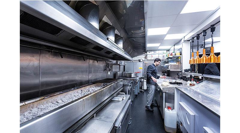 , Grey Simmonds Food Service Equipment