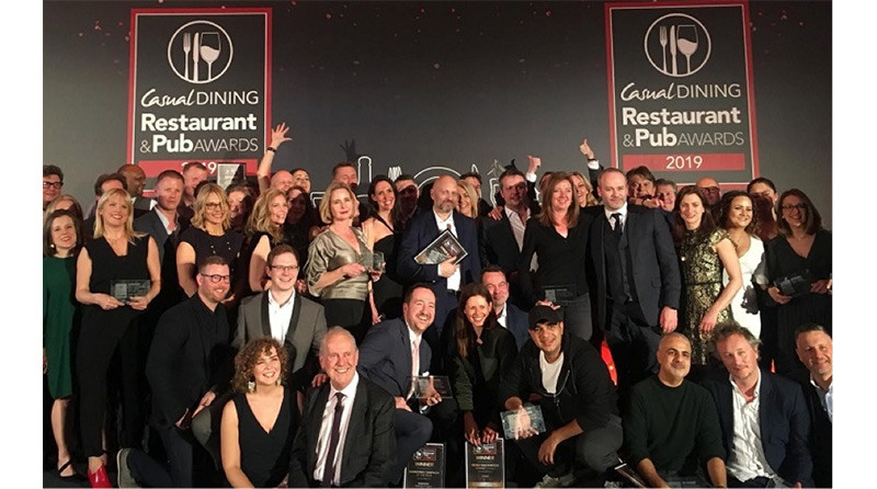 UK's Best Pubs & Restaurants In The Running For Casual Dining Awards 2020