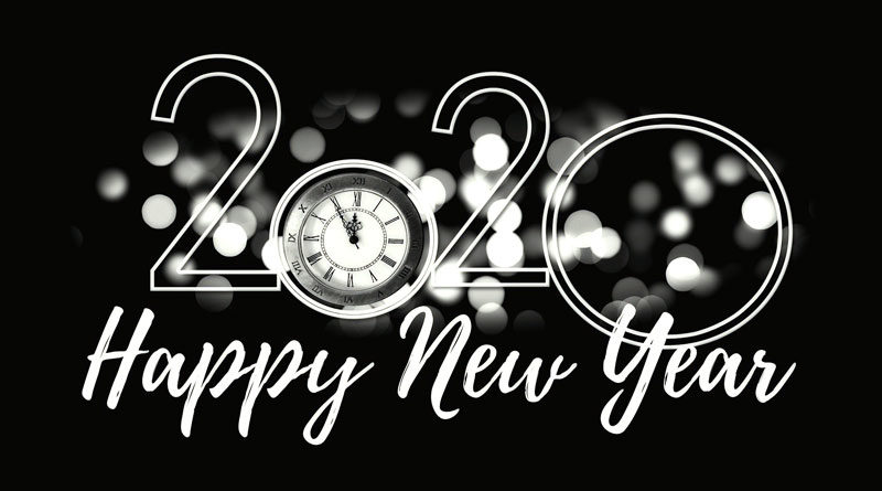 Happy New Year from CLH News, Happy New Year from CLH News!