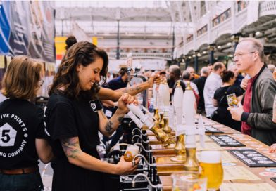Birmingham Gears Up For The Great British Beer Festival Winter