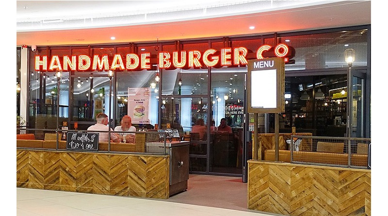 Handmade Burger Co Restaurants To Close With Loss Of 283 Jobs
