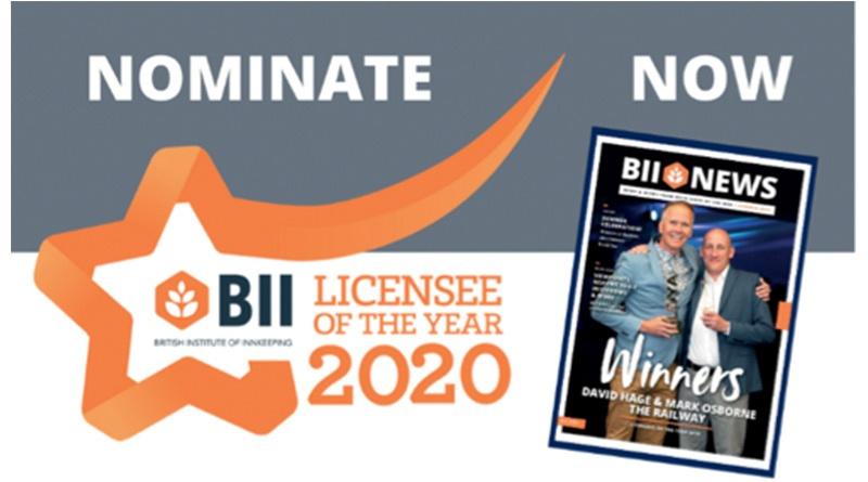 Licensee Of The Year, Licensee Of The Year 2020 Launches!