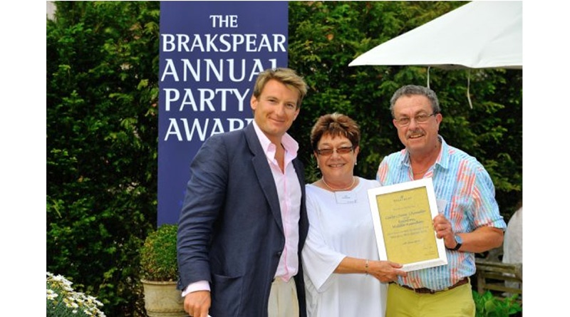Local Licensees Celebrate 30 Years With Brakspear, Local Licensees Celebrate 30 Years With Brakspear