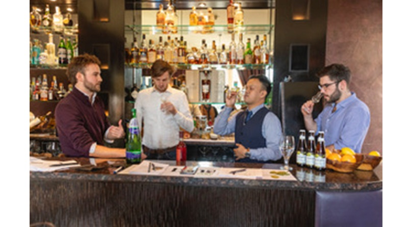 The Pound, Canterbury Wins Dry January Cocktail Competition For Mixologists And Bar Tenders In The South East