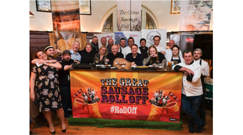 Plymouth Chef To Go Head To Head With Industry Finest In The Great Sausage Roll Off
