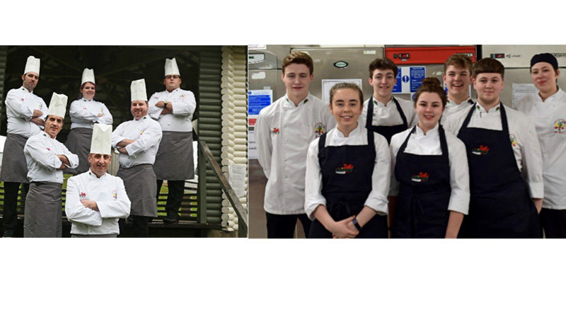 Two Teams Of Chefs To Represent Wales, Two Teams Of Chefs To Represent Wales At The Culinary Olympics