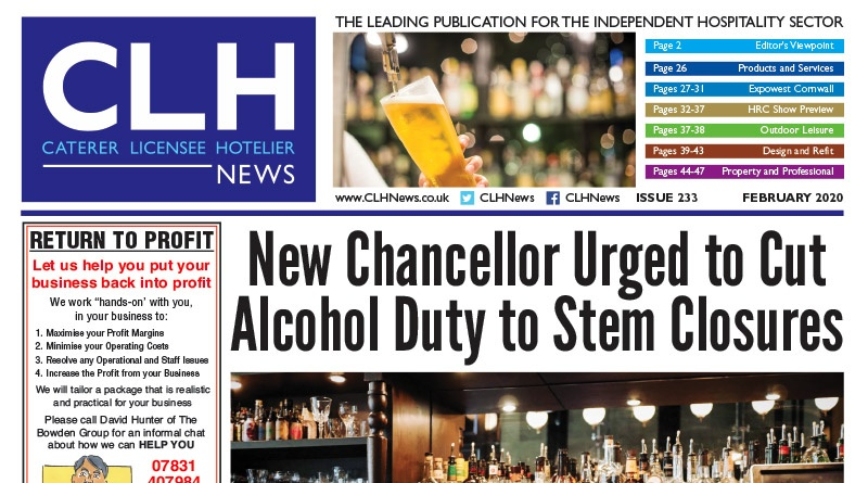 , CLH News Issue #233 February 2020