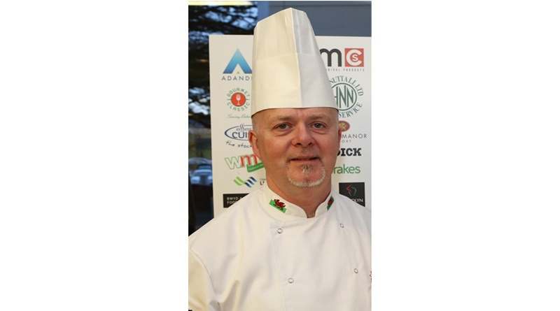 Colin Looks Forward To Judging, Colin Looks Forward To Judging World's Best Chefs At Culinary Olympics