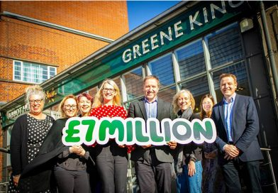 Greene King Smashes The £7 Million Mark For Macmillan Cancer Support