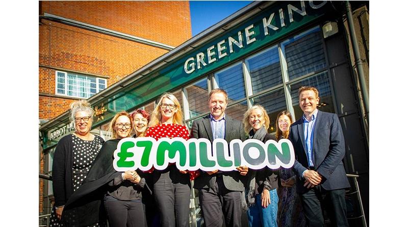 Greene King Smashes The £7 Million Mark For Macmillan Cancer Support, Greene King Smashes The £7 Million Mark For Macmillan Cancer Support