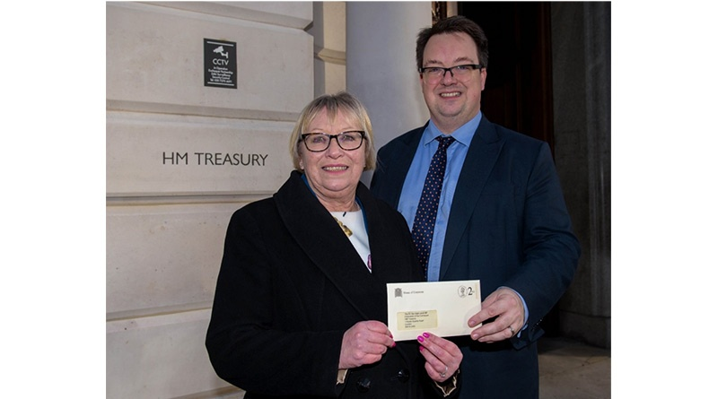 BBPA Helps Deliver Letter From MPs, BBPA Helps Deliver Letter From MPs Imploring Chancellor To CUT Beer Duty