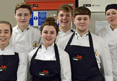 Junior Chefs Win a Silver Medal for Wales at Culinary Olympics