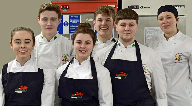 Silver Medal for Culinary Association of Wales, Junior Chefs Win a Silver Medal for Wales at Culinary Olympics