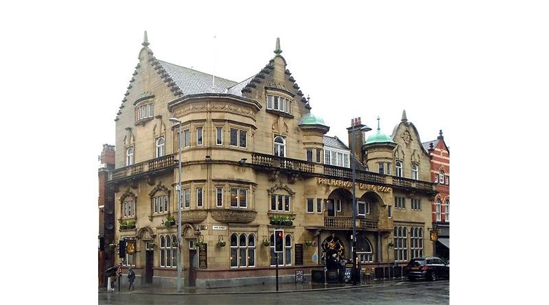 Iconic Liverpool Pub 'The Phil' Gets New Grade I Listed Status, Iconic Liverpool Pub 'The Phil' Gets New Grade I Listed Status